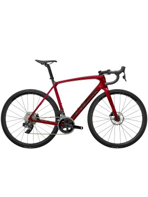 Émonda SL 6 eTap (2022) Crimson/Trek Black